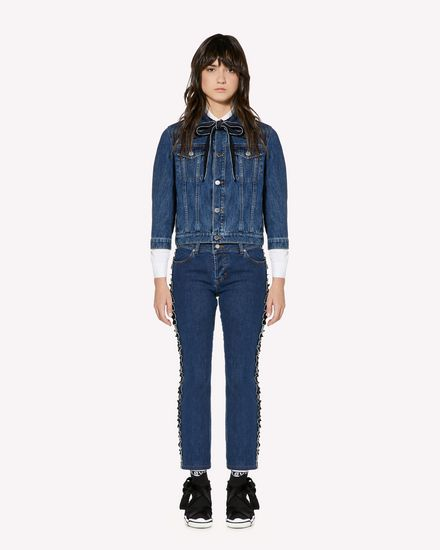 REDValentino Pants Woman SR3DE00Z4C0 518 f