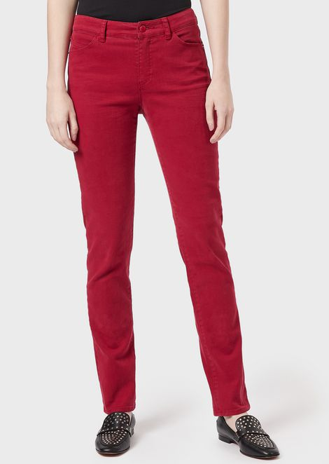 J18 super-skinny denim jeans