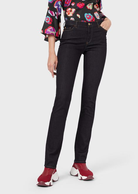 J85 straight-slim jeans