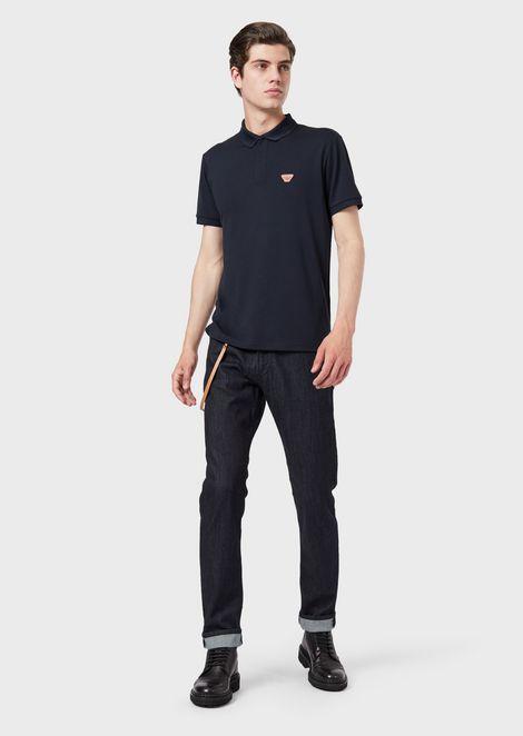 EMPORIO ARMANI Slim Jeans Man r