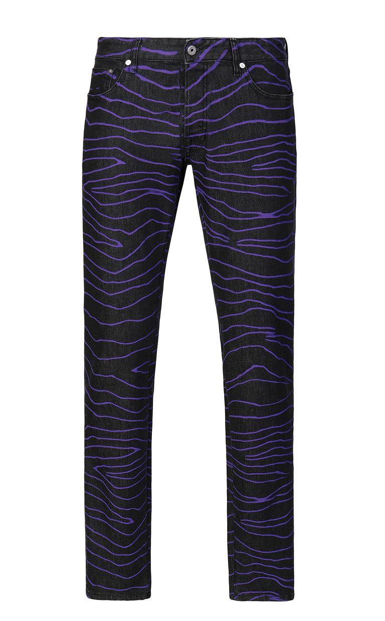 """JUST CAVALLI """"Neon Zebra"""" Just-Fit jeans Jeans Man f"""
