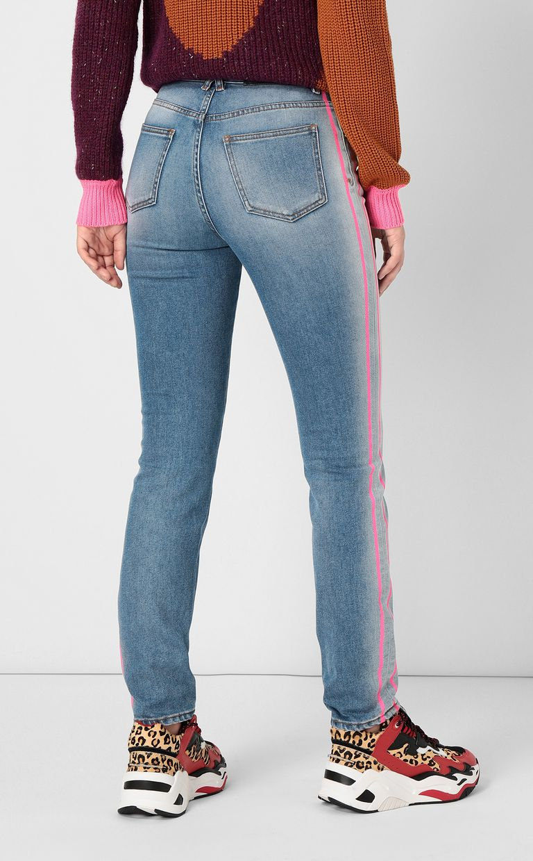 JUST CAVALLI High-rise slim-fit jeans Jeans Woman a
