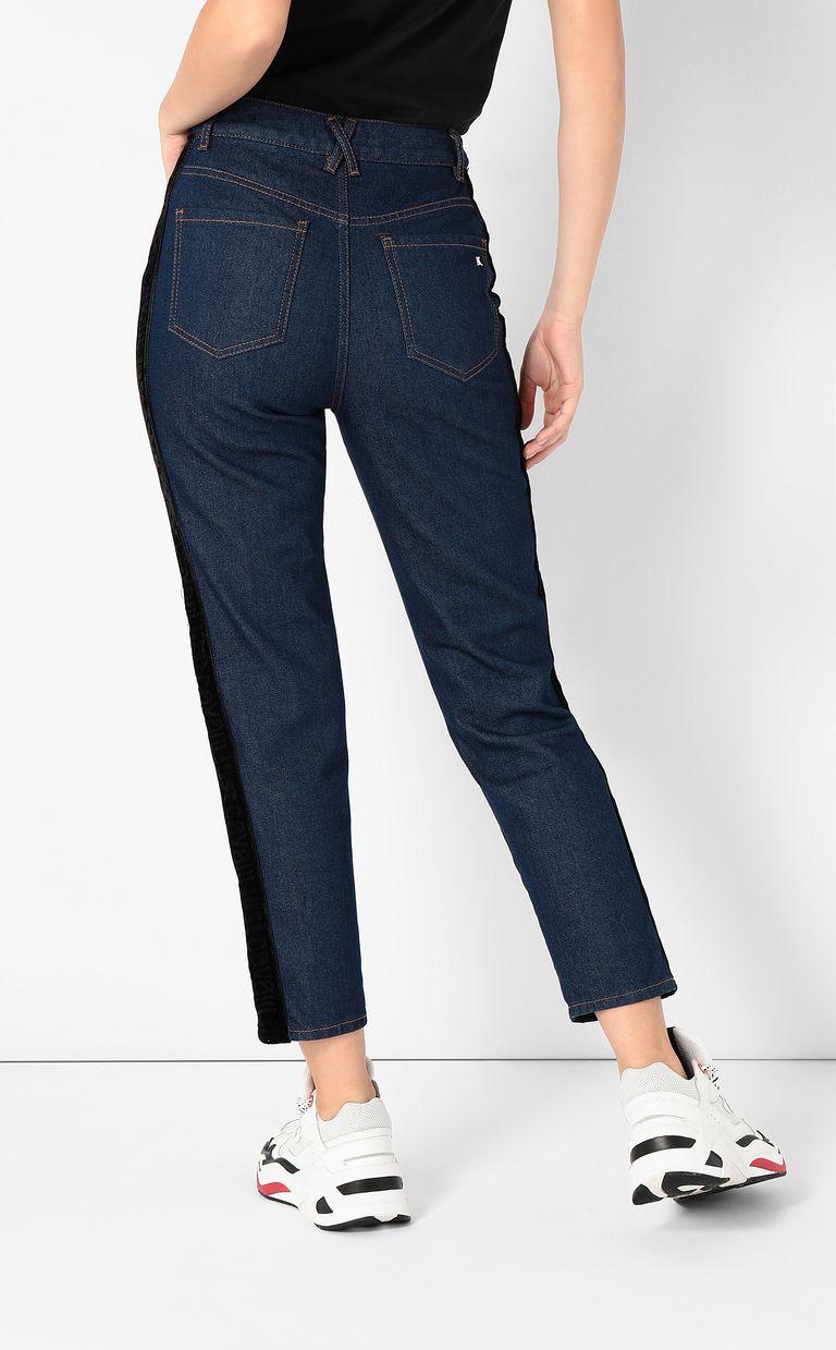 JUST CAVALLI Boy-fit jeans Jeans Woman a