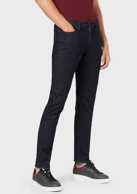 Vaqueros J06 slim fit de denim