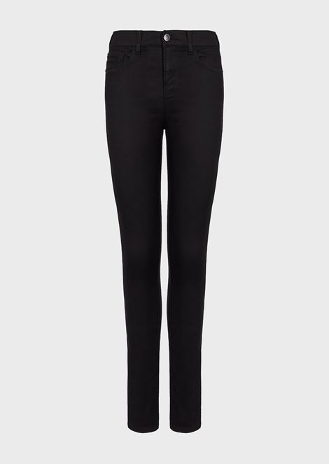 EMPORIO ARMANI Skinny Jeans Woman d