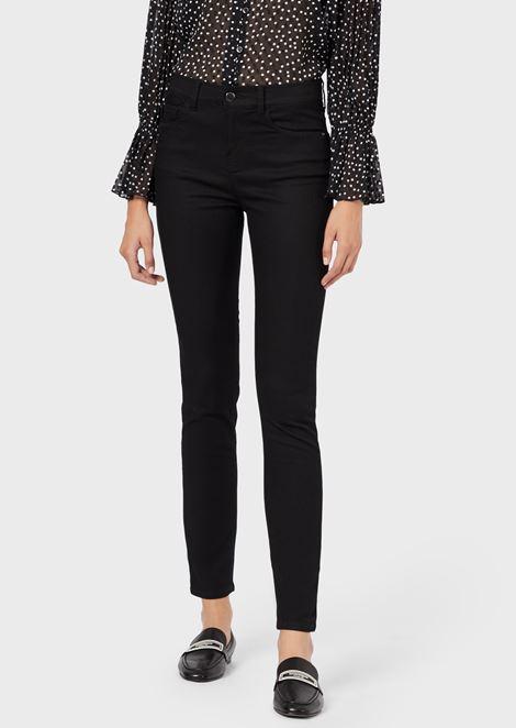 EMPORIO ARMANI Skinny Jeans Woman f
