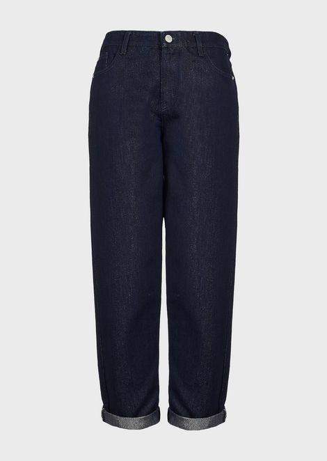 EMPORIO ARMANI Regular Jeans Woman d