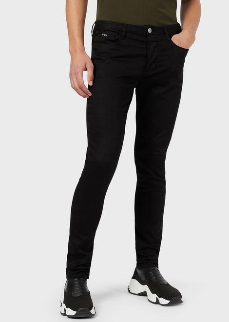 Extra-slim J11 denim jeans