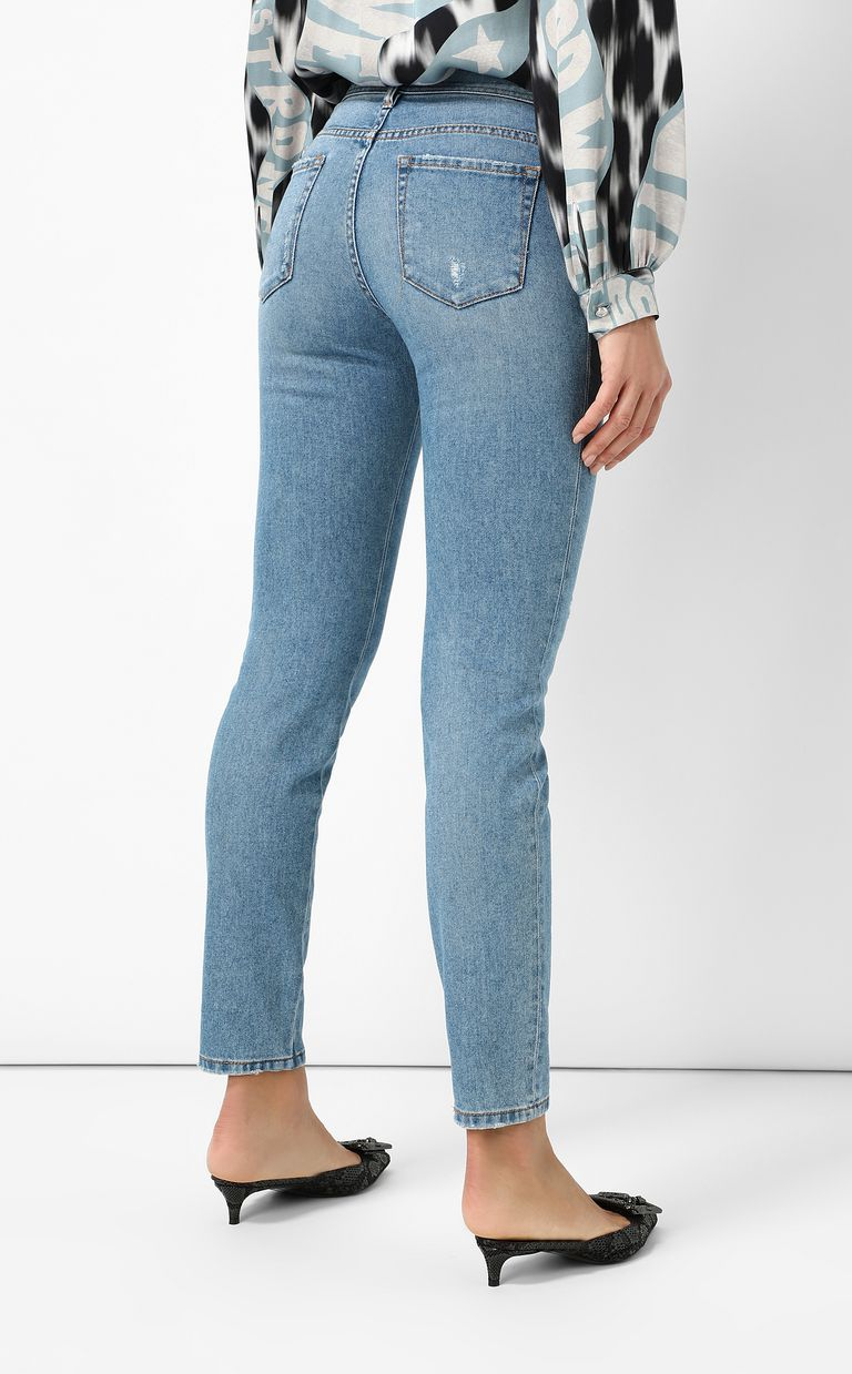JUST CAVALLI Slim-fit jeans Jeans Woman a