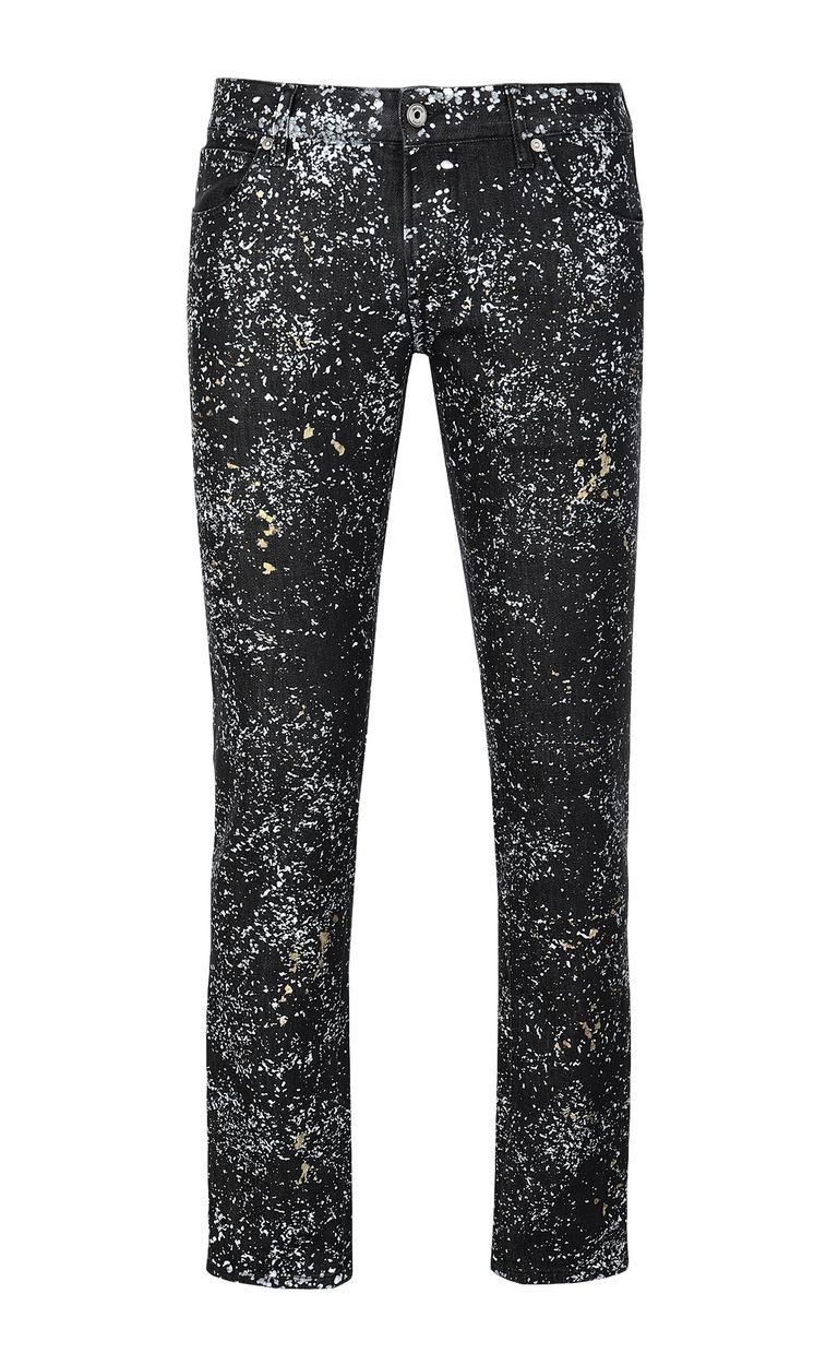 "JUST CAVALLI Skinny ""Joy Universe"" jeans Jeans Man f"