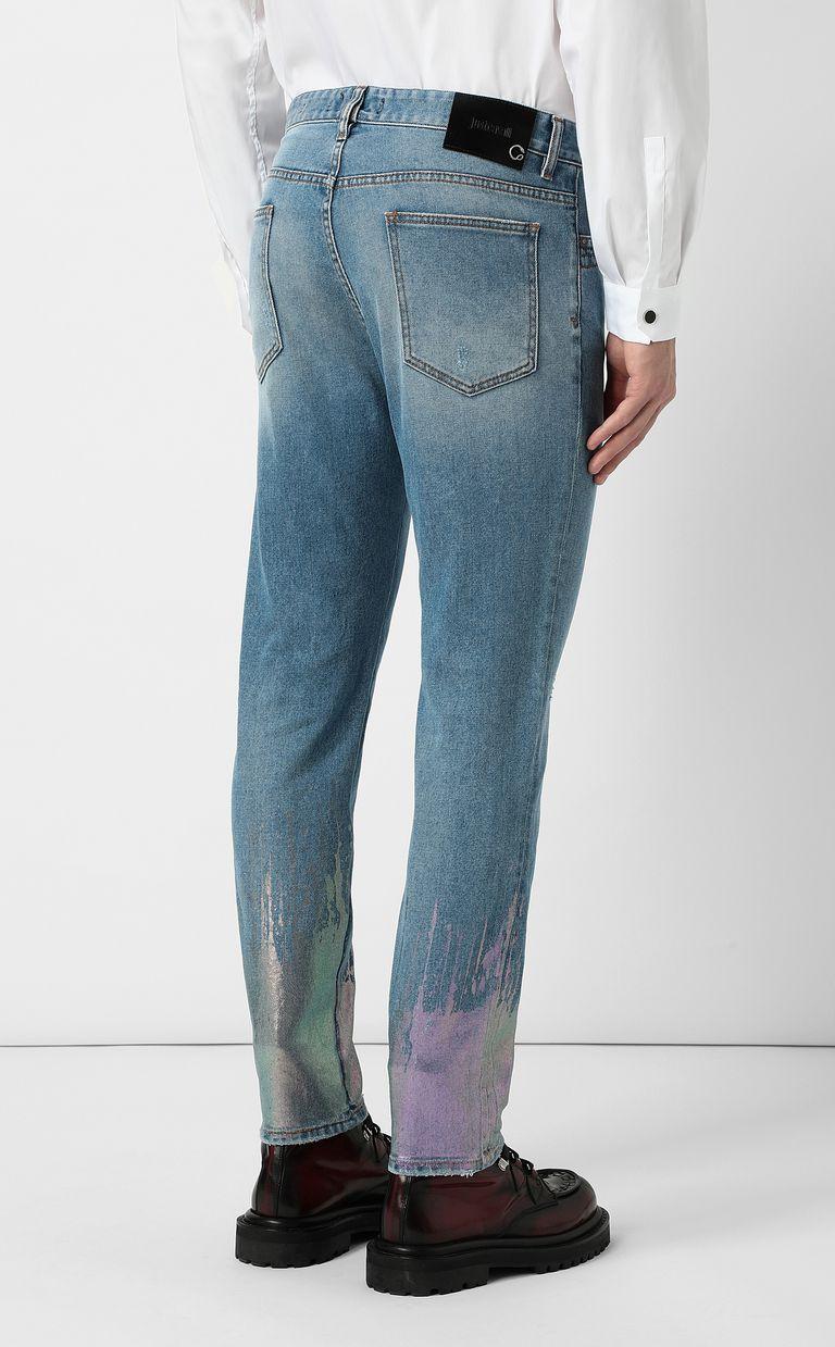 JUST CAVALLI Gabber-fit jeans Jeans Man a