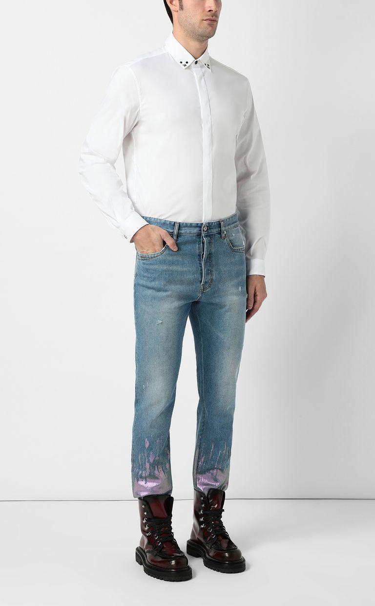 JUST CAVALLI Gabber-fit jeans Jeans Man d