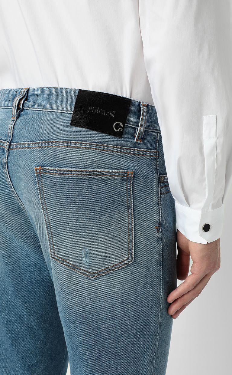 JUST CAVALLI Gabber-fit jeans Jeans Man e