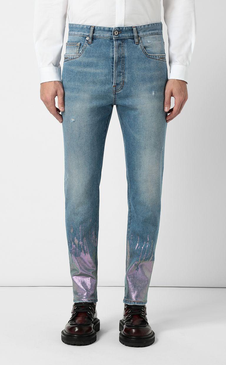 JUST CAVALLI Gabber-fit jeans Jeans Man r
