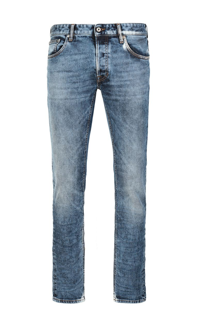 JUST CAVALLI Faded-effect jeans Jeans Man f