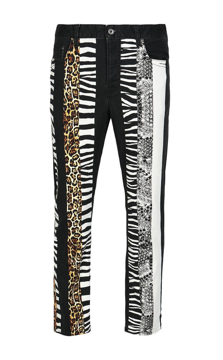 JUST CAVALLI Gabber-fit jeans Jeans Man f