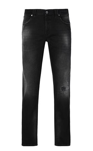 JUST CAVALLI Jeans Uomo Jeans con strappi f