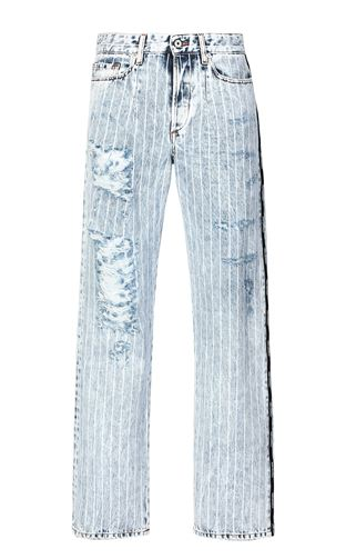 JUST CAVALLI Jeans Man Ripped jeans f