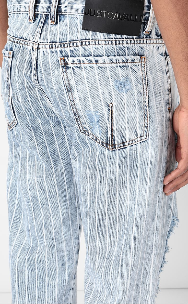 JUST CAVALLI Loose-fit jeans Jeans Man e