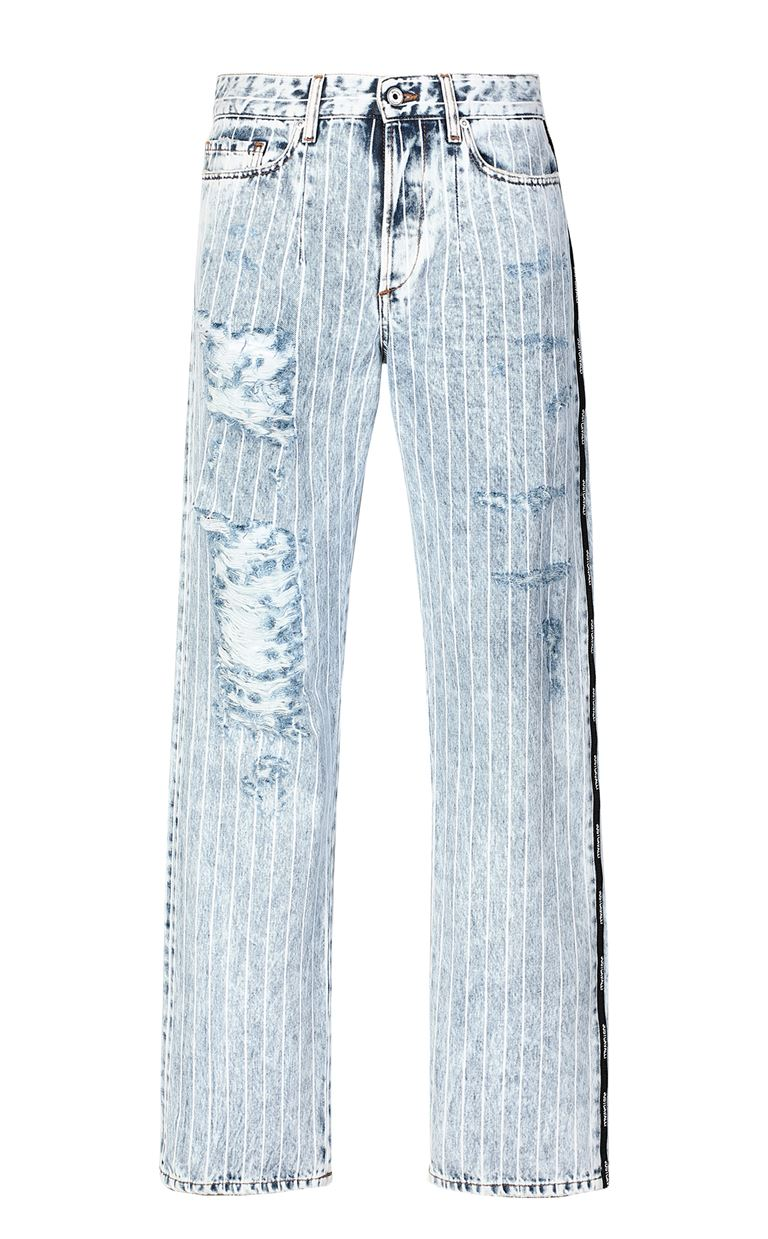JUST CAVALLI Loose-fit jeans Jeans Man f