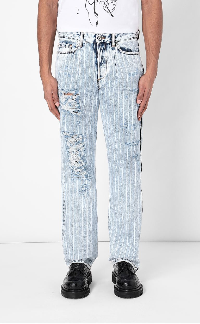 JUST CAVALLI Loose-fit jeans Jeans Man r