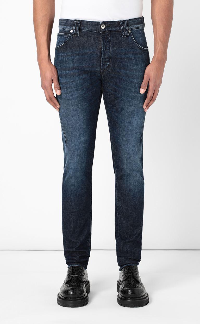 JUST CAVALLI Racer-fit jeans Jeans Man r