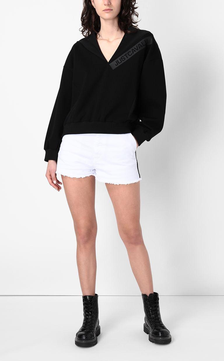 JUST CAVALLI Denim shorts Shorts Woman d