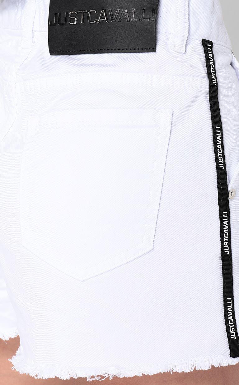 JUST CAVALLI Denim shorts Shorts Woman e