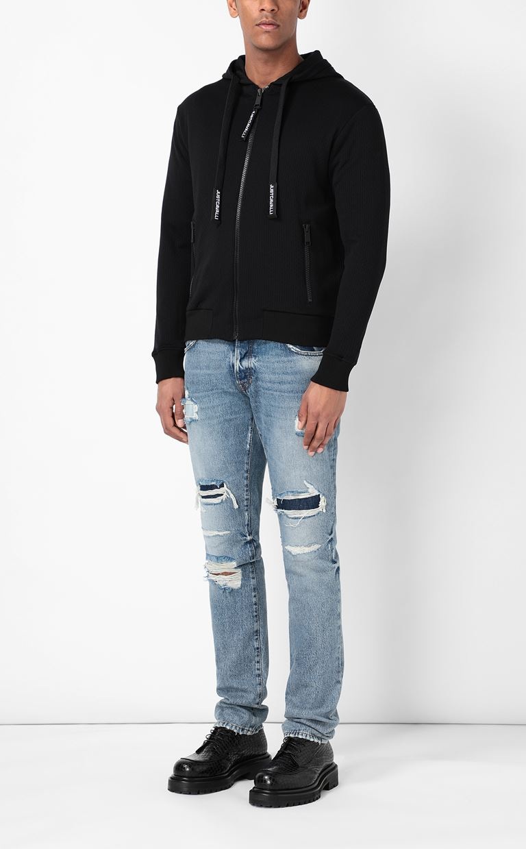 JUST CAVALLI Ripped jeans Jeans Man d