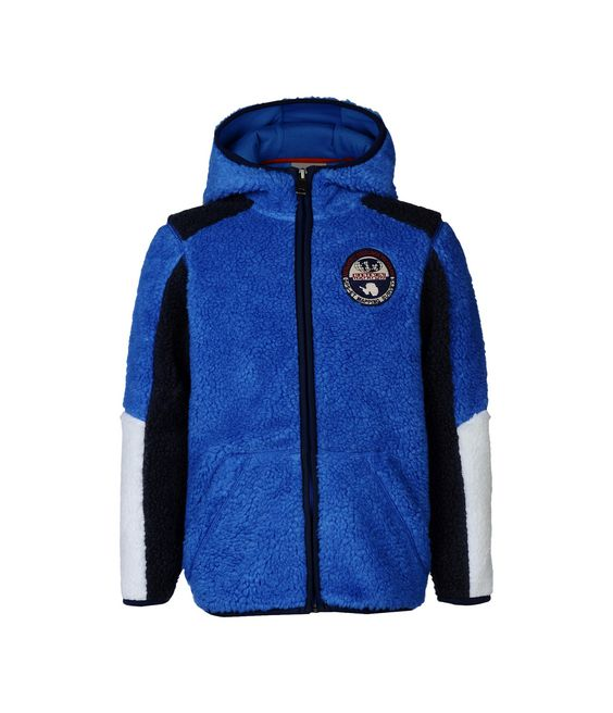 NAPAPIJRI K YUPIK WINTER KID Zip fleece jacket U f