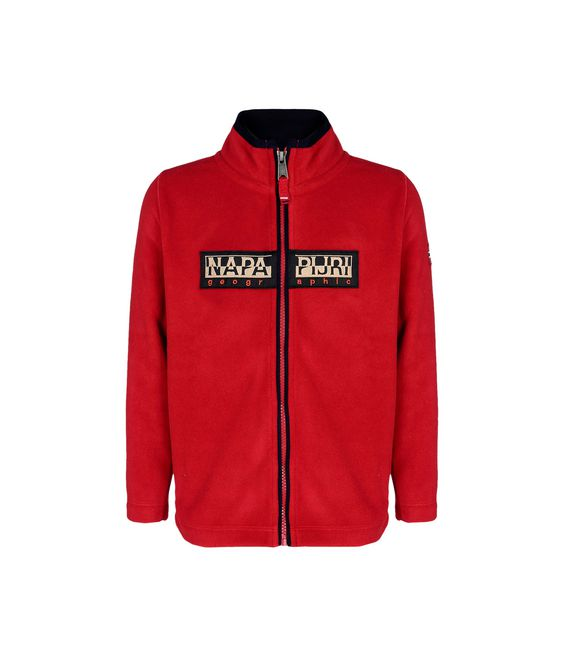 NAPAPIJRI K LAMI FULL KID Zip fleece jacket U f