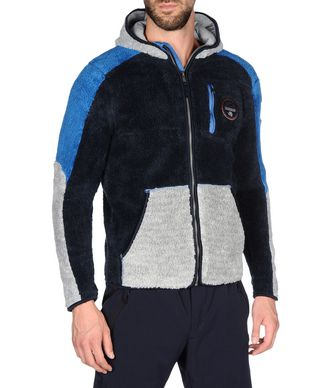 NAPAPIJRI YUPIK MAN ZIP FLEECE