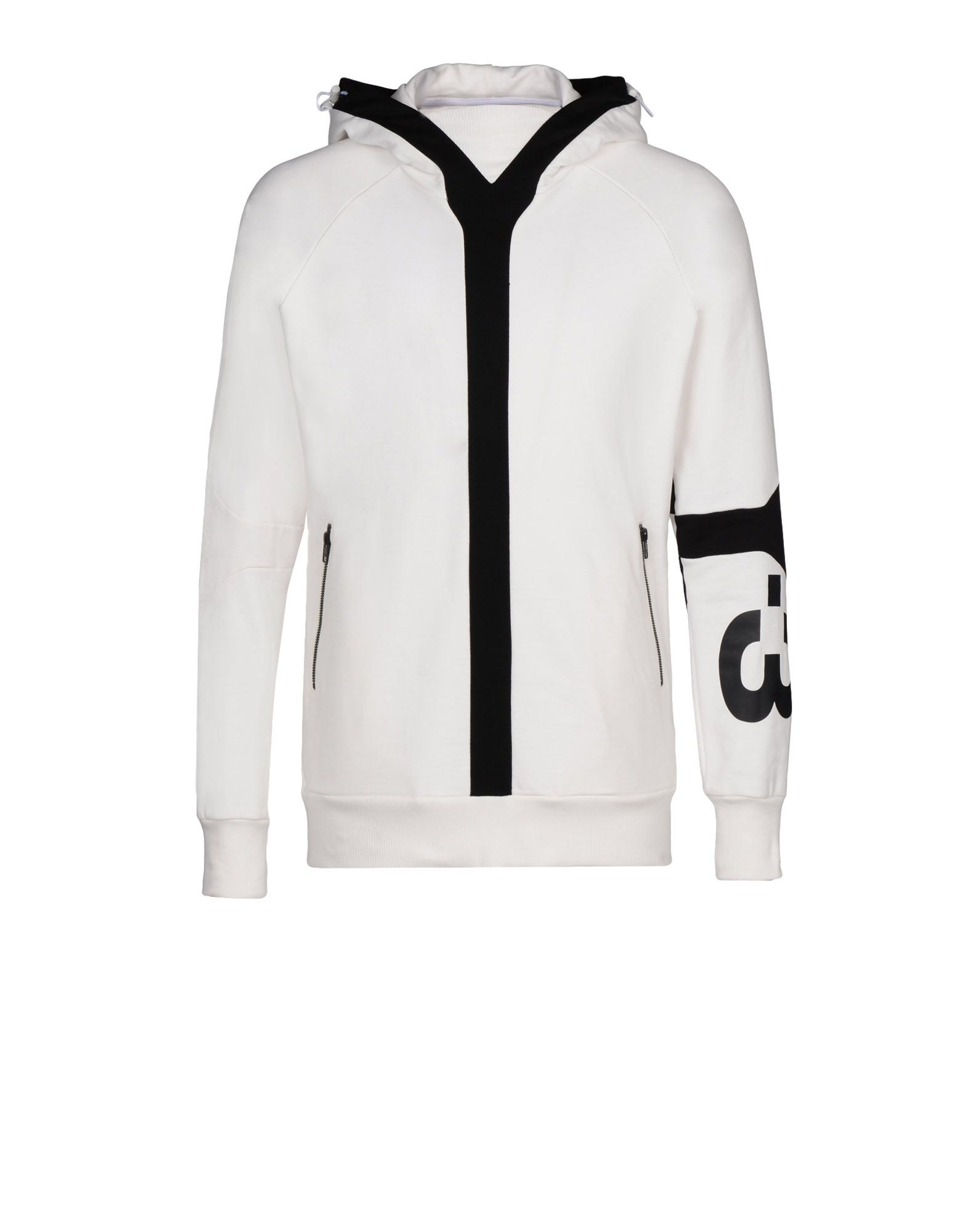 Y 3 LOGO HOODED SWEATER for Men   Adidas Y-3 Official Store