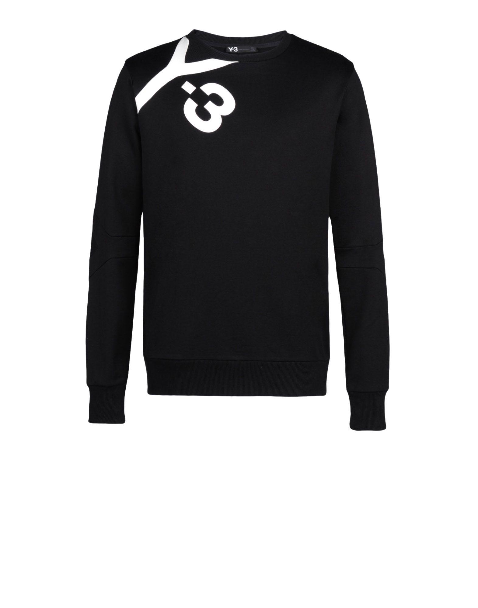y 3 logo maglione per uomini adidas y 3 negozio ufficiale