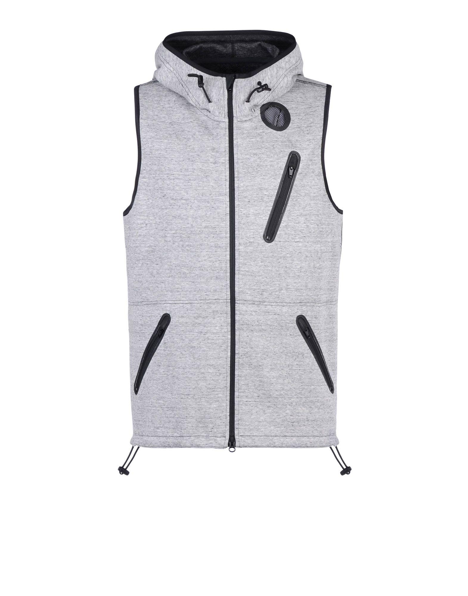 adidas vest hoodie
