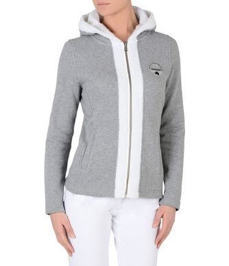 NAPAPIJRI BORS WOMAN FULL ZIP FLEECES