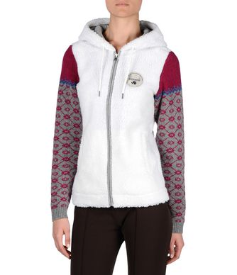 NAPAPIJRI TURSI WOMAN ZIP FLEECE