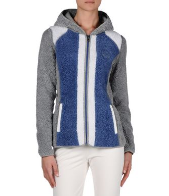 NAPAPIJRI YUPIK WOMAN  WOMAN ZIP FLEECE