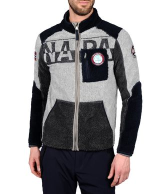 NAPAPIJRI TENNIP COPELAND MAN ZIP FLEECE