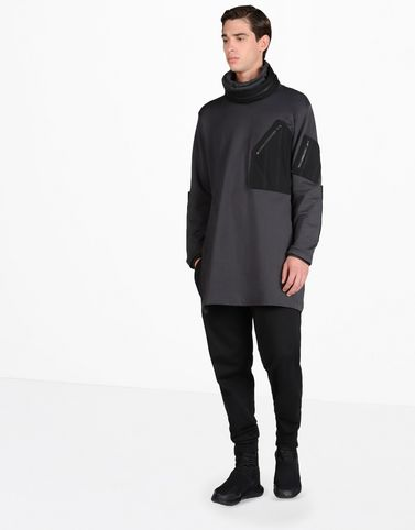 Y-3 FT MIX BALACLAVA SWEATSHIRTS man Y-3 adidas