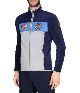 NAPAPIJRI TOLTEN MAN FULL ZIP FLEECES