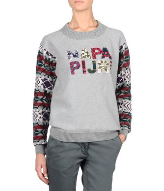 NAPAPIJRI BLUFON WOMAN SWEATSHIRT