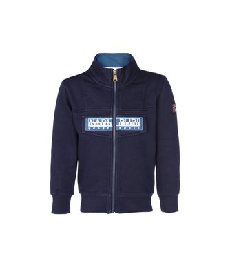 NAPAPIJRI K BURGEE FULL-ZIP KID KID FULL ZIP FLEECES