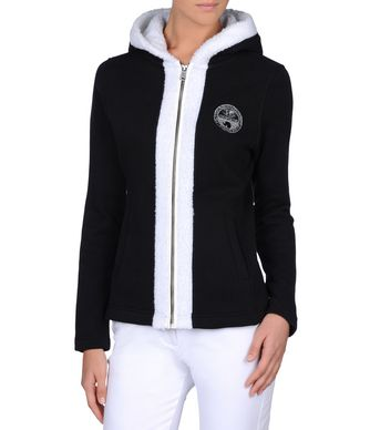 NAPAPIJRI BORS EXCLUSIVE WOMAN FULL ZIP FLEECES