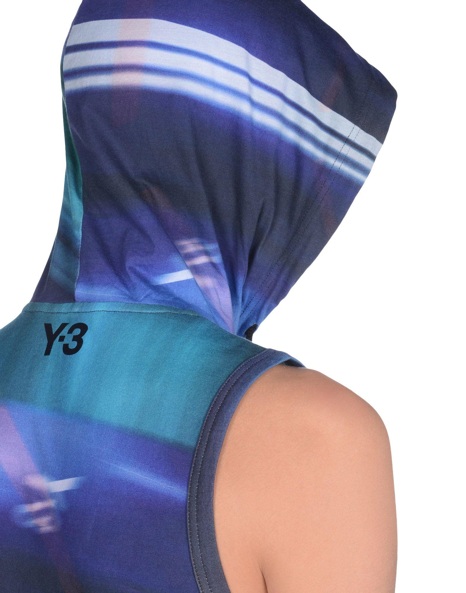 Y-3 AOP HOODIE SWEATSHIRTS man Y-3 adidas