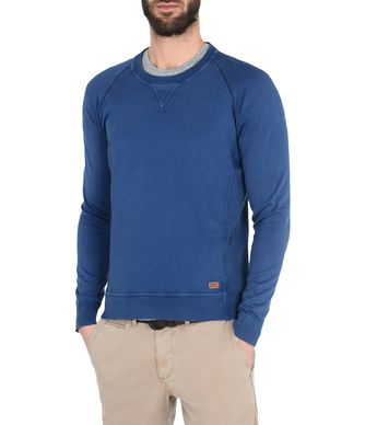 NAPAPIJRI DIEGO MAN SWEATER,BLUE