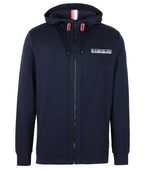 NAPAPIJRI Full zip fleece U BRADBURY a
