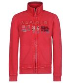 NAPAPIJRI Full zip fleece U BOBSON a