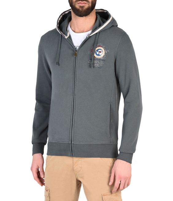 NAPAPIJRI BOCHIL HOOD Full zip fleece U f
