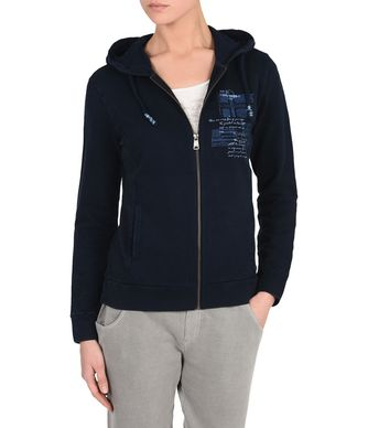 NAPAPIJRI BELROSE WOMAN FULL ZIP FLEECE,DARK BLUE